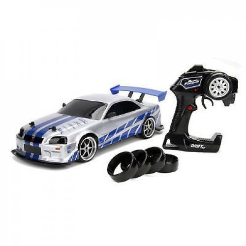 Details About Jada Toys Fast Furious 1 10 R C 1993 Mazda Rx 7