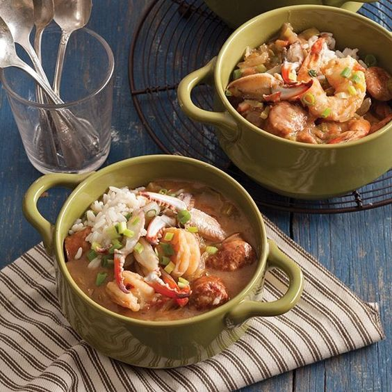 Butter Poached Shrimp | Recipe | Seafood gumbo, Healthy crockpot ...