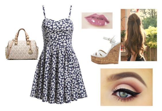 """""""Casually Pretty"""" by shaylee2000 on Polyvore"""