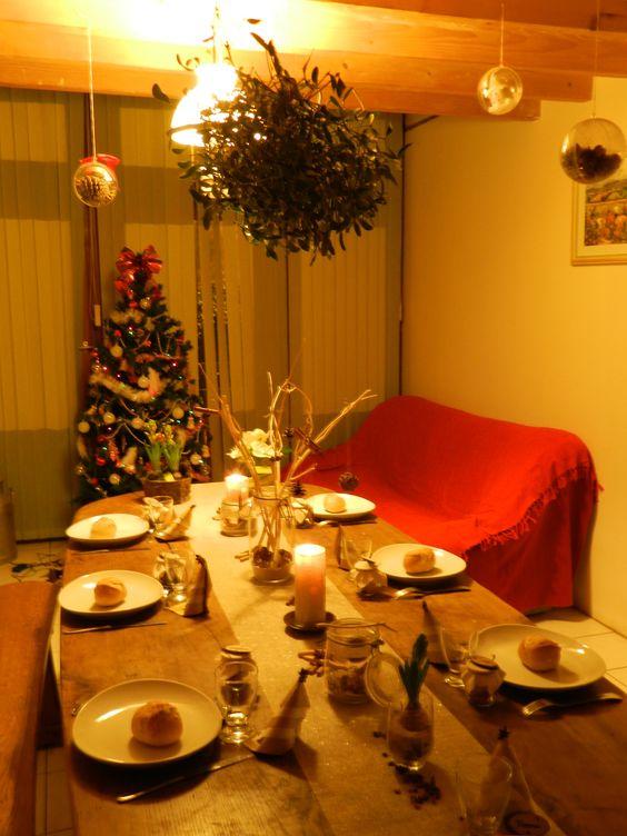 Ma table de Noël 2013