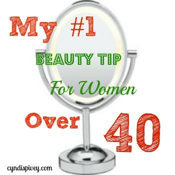My #1 Beauty Tip for Women over 40