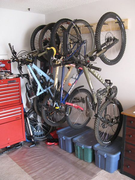 Small House Bike Solutions Thread Page 2 With Images Bike