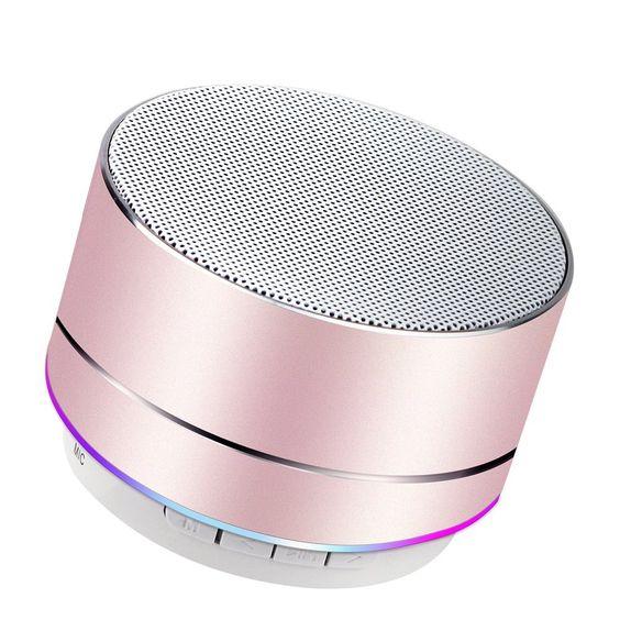 Wireless Bluetooth Speaker Superb Hd Sound With Images Mini Wireless Speaker Wireless Speakers Bluetooth