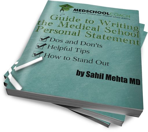 A Brief Introduction to the AMCAS Personal Statement - Learn all - personal statement for medical school