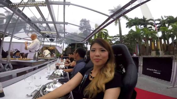 Dinner in the sky   KL  YouTube  DON'T DROP ANYTHING