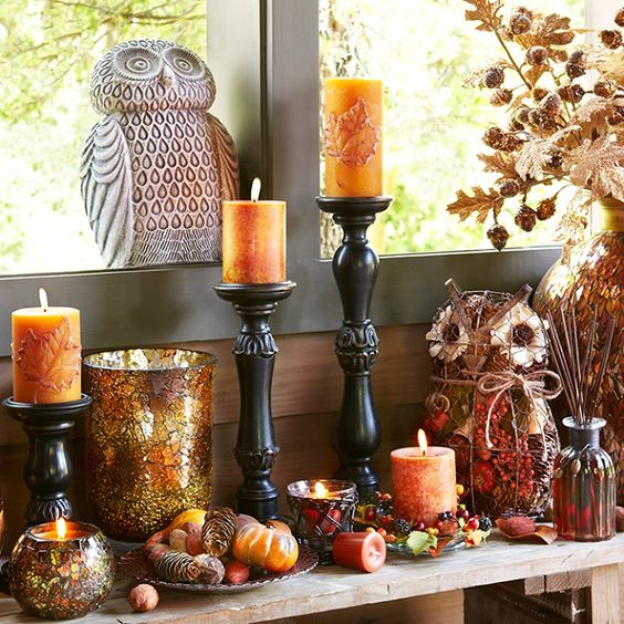 Pier imports fall decor pinterest