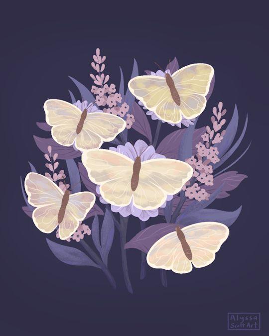Alyssa Scott Illustration