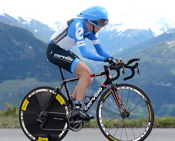 Dan Martin - Tour de Romandie, stage 5 by Team Garmin-Barracuda, via Flickr