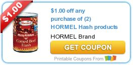 Tri Cities On A Dime: SAVE $1.00 ON 2 HORMEL HASH PRODUCTS