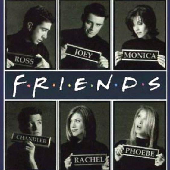 Friends 1994 - 2004