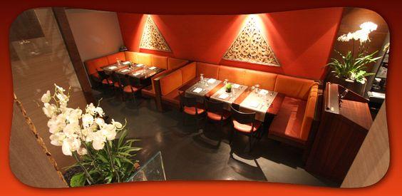 Thai Restaurant London - Patara Fine Thai Cuisine