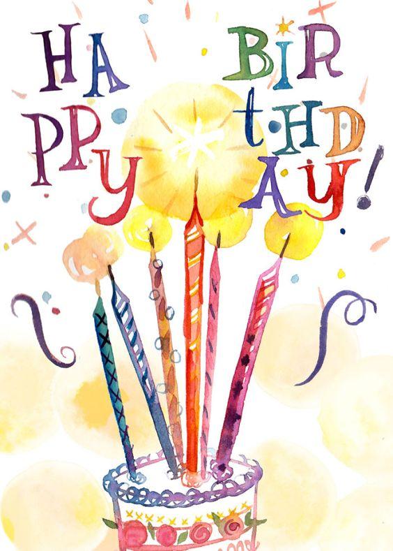 Amarilys Henderson - Happy Birthday Cake Fromcircles
