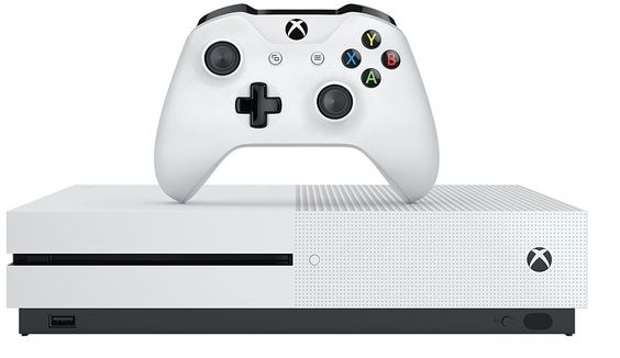 Xbox One S Console $300 (4K Streaming + Gaming)