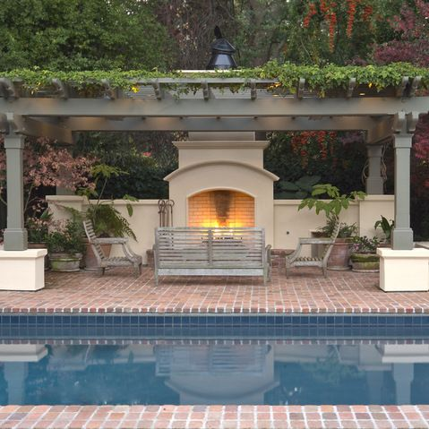 San Francisco Traditional Outdoor Design Ideas, Pictures, Remodel and Decor