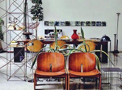 Maurizio Zucchi house via Miles Henry