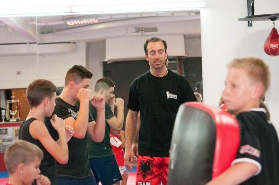 Kampfsportschule Bajrami Kindertraining