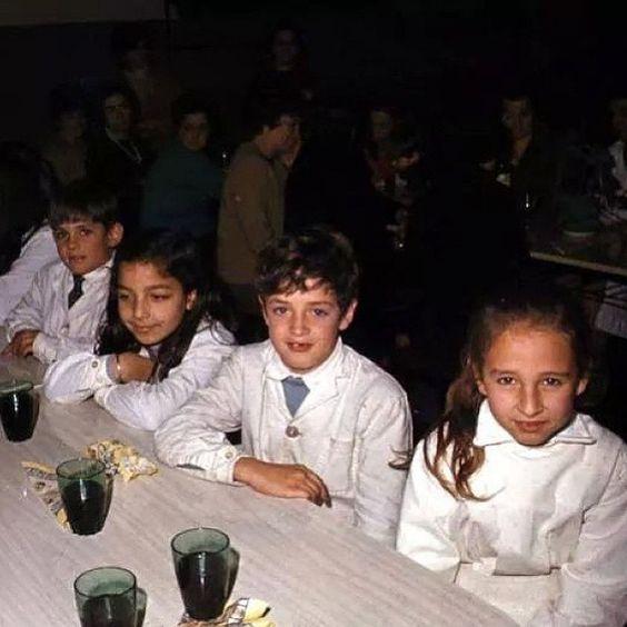 Foto de Gustavo Cerati en el colegio #PequeñoGus #Gus #Cerati #GustavoCerati…