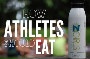 FOOD IS FUEL - There is a real (and very influential) link between nutrition and performance in sport.