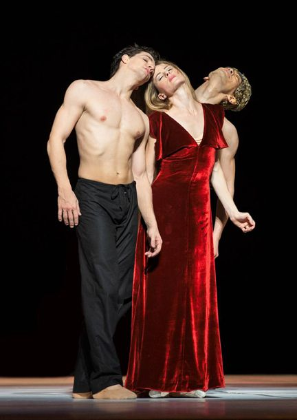guillaume c244t233 as nijinsky heather ogden as romola and