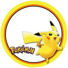 Fiesta De Pikachu Para Descargar Gratis Mini Kit Pokemon Imprimible Invitaciones De Pokemon Cumpleaños De Pokemon