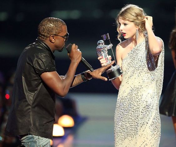 """Kanye West Calls Taylor Swift a """"B*tch"""" in His Latest Song – Claims it's a Term of Endearment  Jim Hoft Feb 12th, 2016"""