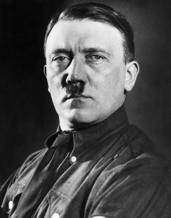 Adolf Hitler, responsible for over 50,000,000 deaths, birth of a super power and a redesigned world map