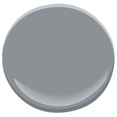 """benjamen moore """"deep silver""""     As a bathroom accent or bedroom color?"""