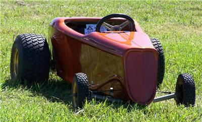 mini hot rod go kart fibreglass body shell go karts mini bikes mini trikes rad mowers. Black Bedroom Furniture Sets. Home Design Ideas
