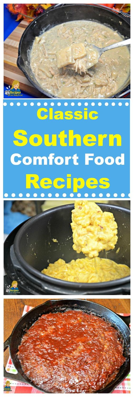 50 CLASSIC SOUTHERN COMFORT FOOD RECIPES YOU MUST TRY