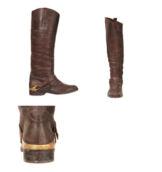 Golden Goose Charlye. The most perfect riding boot ever made.