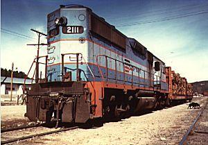 vista tren, mexico