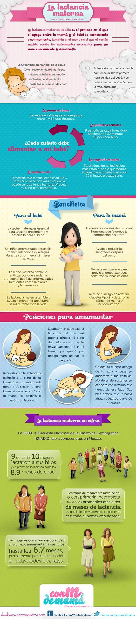 ¿Estás al tanto de la importancia de la lactancia materna? Aquí todo lo que debes saber sobre esta etapa.