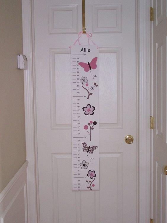 A la venta personalizada Mira rosa mariposa por SproutingKids