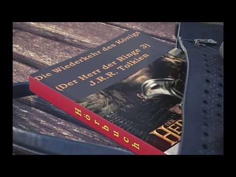 Die Wiederkehr Des Konigs Von J R R Tolkien Horbuch Youtube Herr Der Ringe 3 Bucher Horbuch