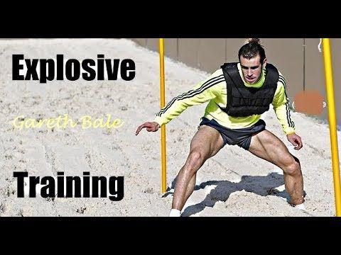 Gareth Bale A Footballers Gym Workout Prt12 Youtube Gym Workouts Football Coach Workout