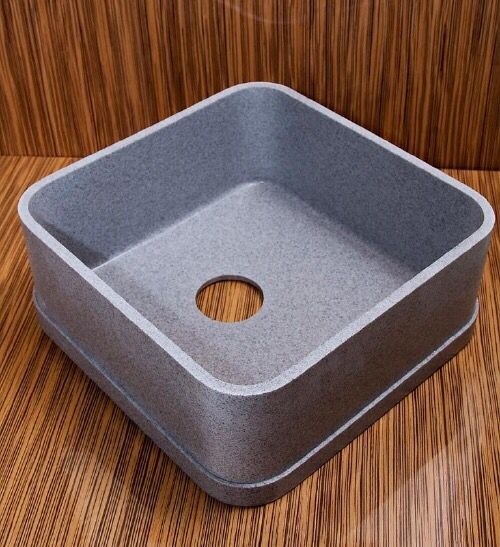 Acryl Solid Surface Sink. Samsung Staron