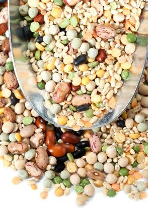 Nine Bean Soup Mix for Gifts in a Jar