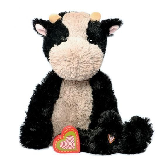 Vintage Cow Cow Cow Baby Showers Cute Plush