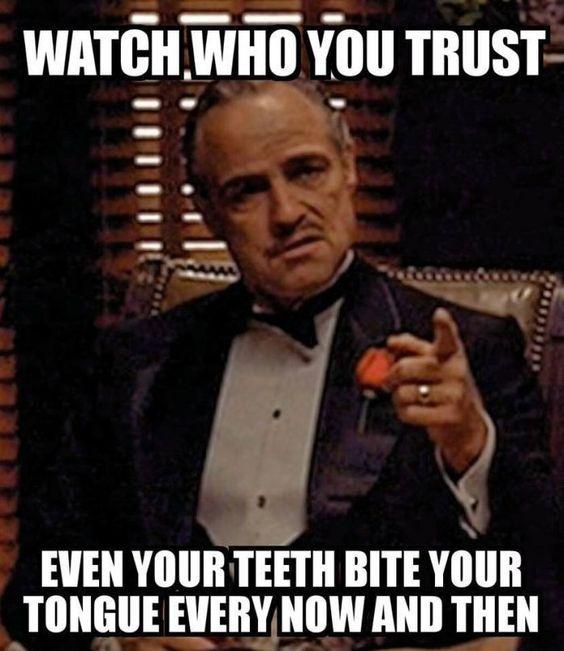 Image result for trust meme