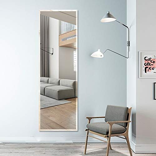 Linsgroup Large Full Length Mirror Grinding Edge Hd Full Body Mirror Without Frame For Home D Large Full Length Mirrors Mirror Without Frame Full Length Mirror