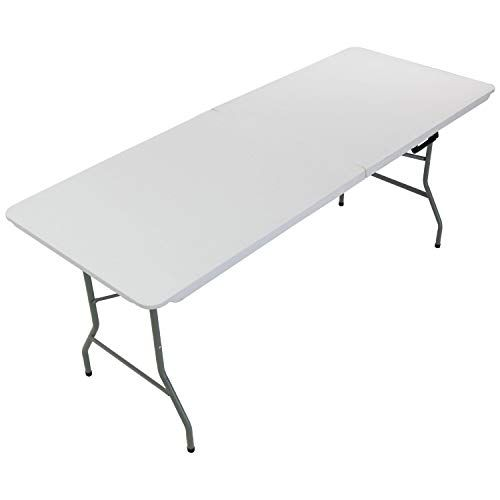 Oypla 6ft 1 8m Pliant Heavy Duty Catering Party Trestle Table De