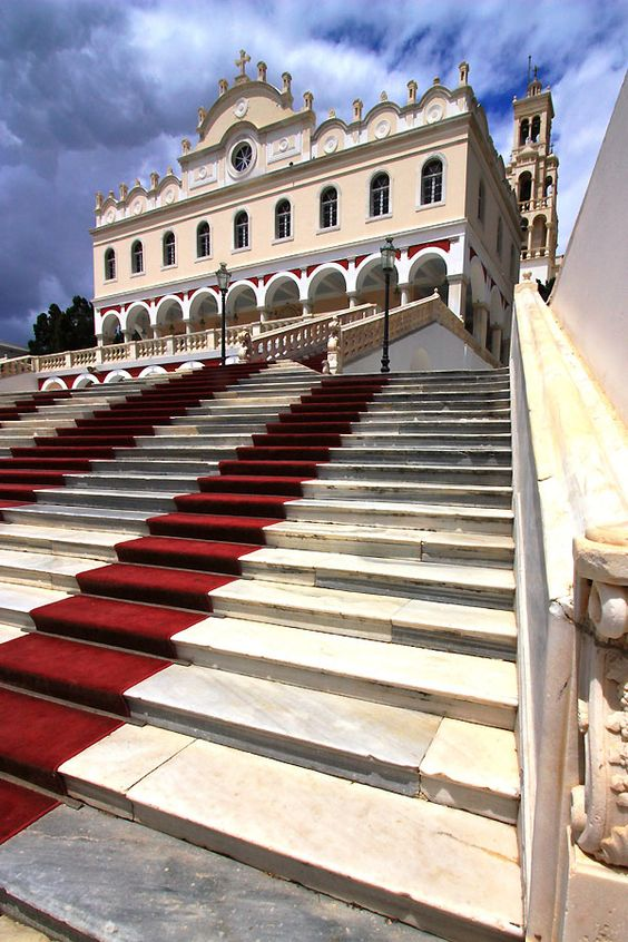 The church, Greece and Church on Pinterest