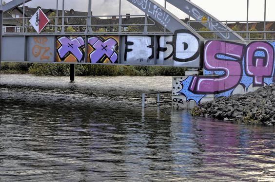 Eisenbahnbrücke Veddel, Hamburg