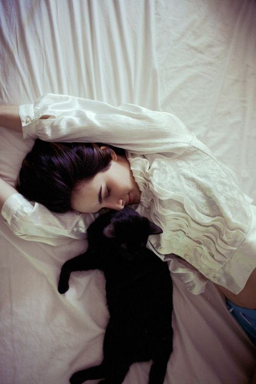 cuddling.:
