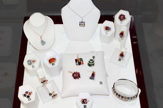 Bellarri colored gemstone jewelry
