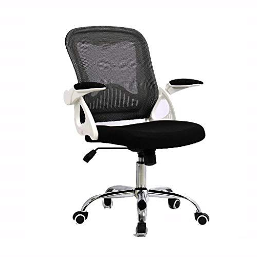 Flip Black Mesh Back Reclining Executive Swival Computer Home Office Chair