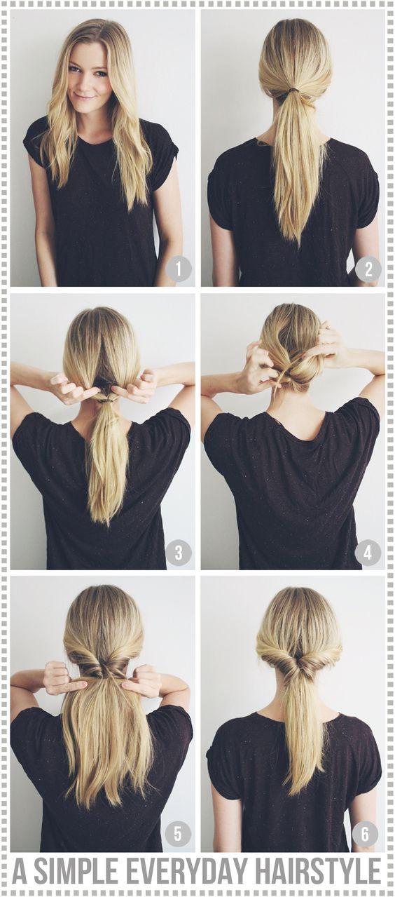 Terrific Pony Tails Twists And Ponytail Ideas On Pinterest Short Hairstyles Gunalazisus
