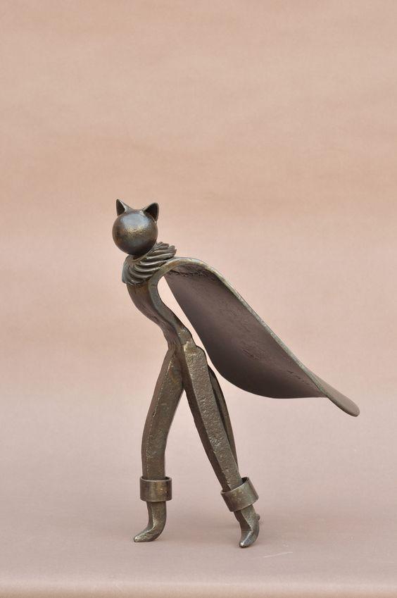 Le chat botté jean Pierre Augier