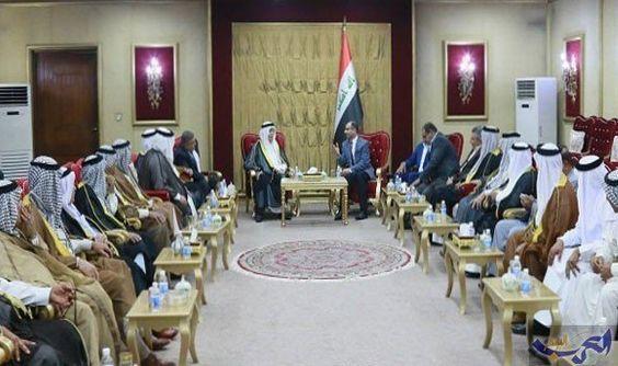 الجبوري يلتقي عشائر بغداد لبحث مرحلة ما…: وجه رئيس البرلمان العراقي، سليم الجبوري، المسؤولين في وزارات الدولة بسرعة حل المشاكل التي تمر بها…