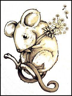 Beatrix Potter Inspired Art
